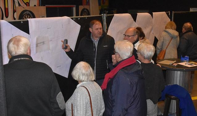 Bewoners willen het huidige ontwerp van tafel. Het moet veiliger.
