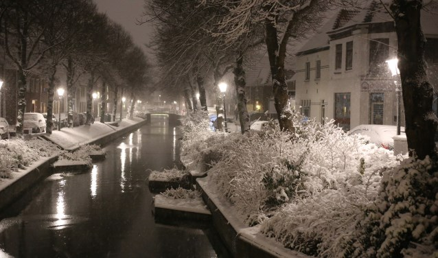 De kerstwandeling gaat dit keer door het centrum van Rijnsburg.