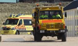 KNRM Katwijk verleende 21 keer assistentie op verzoek van de ambulancedienst.