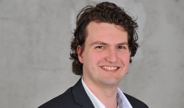 Ralf Boland, fractievoorzitter D66 Katwijk