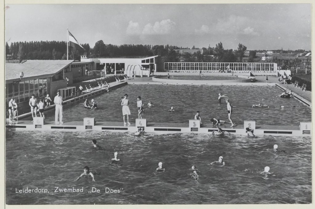 Zwembad De Does : Zwembad de does viert zestigste verjaardag leiderdorps weekblad