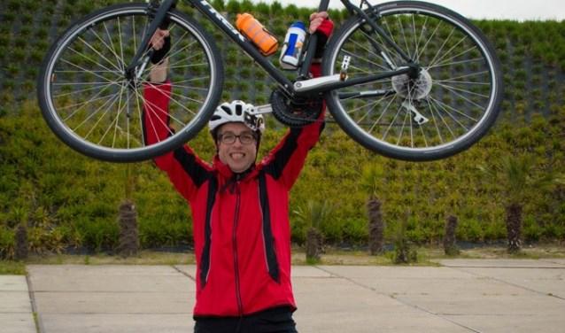 Timon Barnard is 80 kg afgevallen, en voelt zich een ander mens. | Foto: pr.