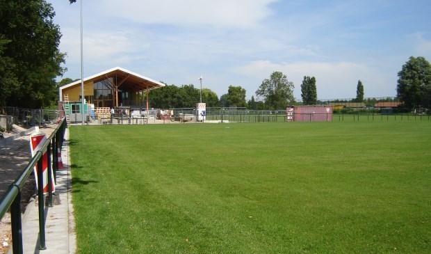 Het complex in de Overveerpolder is klaar voor opening. | Archieffoto Willemien Timmers
