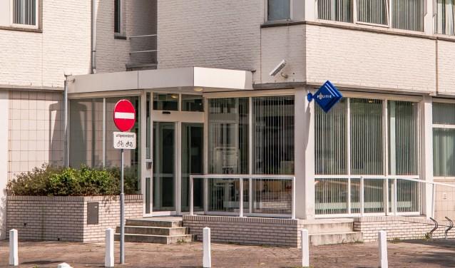 De toekomst van het politiebureau in Katwijk is onzeker.