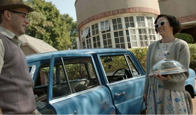Scene uit Bram Fischer, waarin Peter Paul Muller schittert als advocaat die onder meer de verdediging van Nelson Mandela op zich nam.