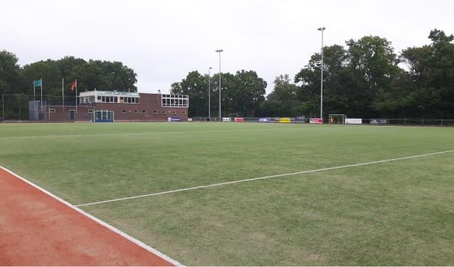 Hockeyclub MHC Voorhout is een van de gebruikers van het sportpark. | Foto: archief