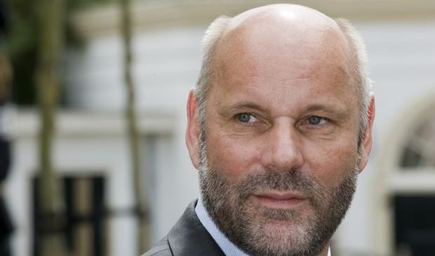 PvdA wethouder Olaf McDaniel