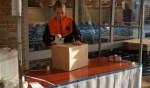 735 voedselpakketten voor Kosovo