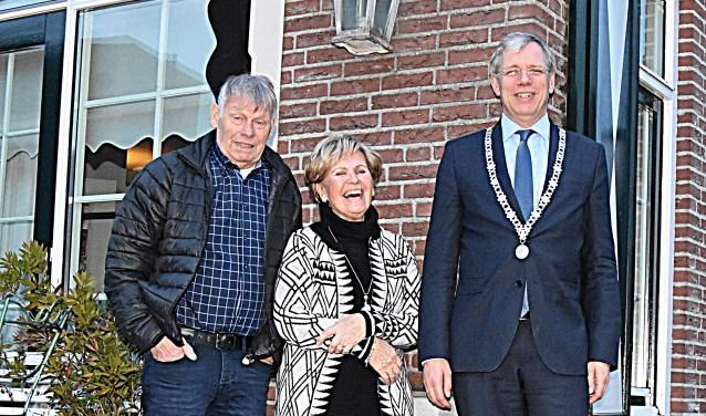 Willem en Neeltje van Delft 60 jaar getrouwd.
