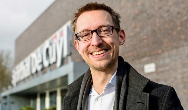Jurgen Duivenvoorden is benoemd tot steunfractielid van de Oegstgeester CDA-fractie. | Foto Marc Thonen