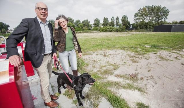 Theo en Beate Bouwman zoeken nog een investeerder voor hun initiatief Kleine Duinvallei.