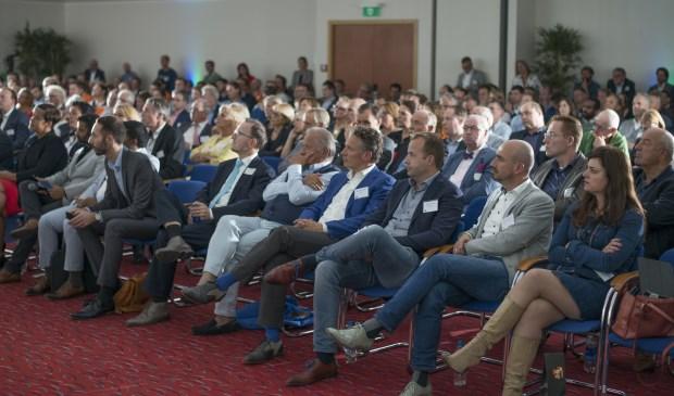 Volle bak tijdens de vierde editie van Ondernemersdag071.