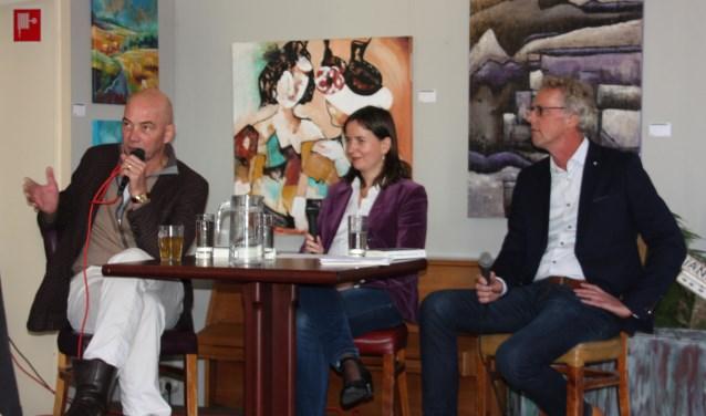 Ieder jaar weet Kunstweek Warmond bekende schrijvers te strikken, zoals vorig jaar Tommy Wieringa. | Foto: pr.