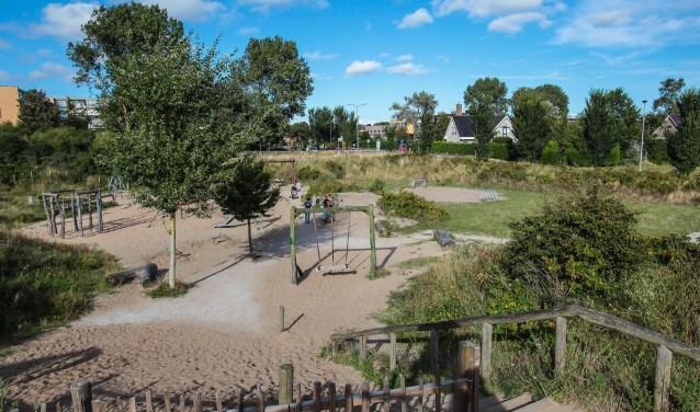 Bewoners van de Zanderij en Koestal willen weer eenzelfde speeltuin als ze hadden.
