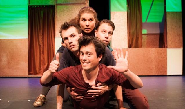 De voorstelling Droeftoeters van Oeloek is op 31 januari gratis te zien in De Muze. | Foto: PR