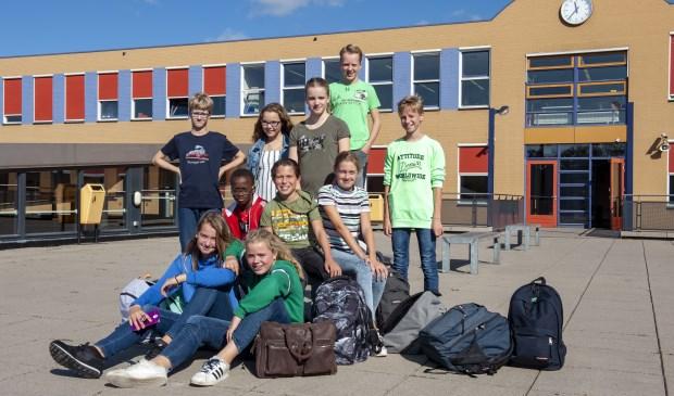 Hoe gaat er echt aan toe op een middelbare school? Leerlingen uit groep acht kunnen dat alvast beleven tijdens de meeloopmiddagen bij het Rijnlands Lyceum. | Foto: pr.