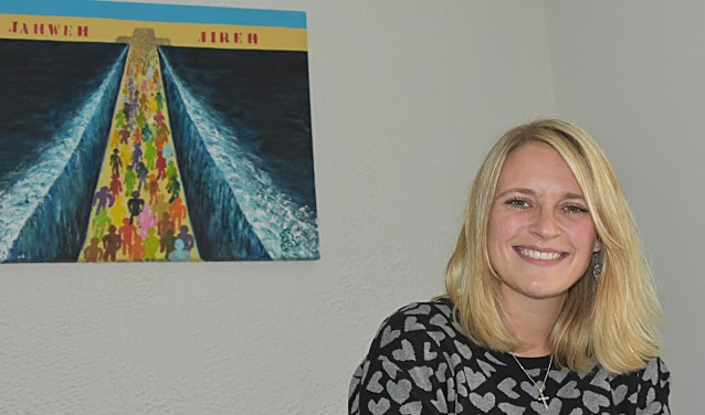 Maandag 29 oktober vliegt Rosita Varkevisser naar Ghana.