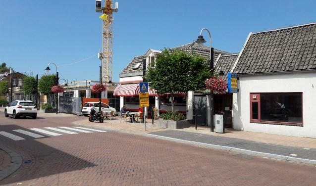 De commissie wil bij bouwprojecten, zoals in de Herenstraat, onder andere de communicatie verbeteren. | Foto: archief