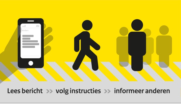 Op maandag 3 december wordt er een NL-Alert uitgezonden. Hiermee kun je checken of jouw mobiel goed is ingesteld.