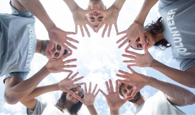 Vrijwilligers maken het verschil. | Foto: Verenigingen.nl