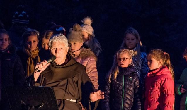 Ook dit jaar is er weer KinderKerstwandeling en wel met 2 voorstellingen. | Foto: Archief
