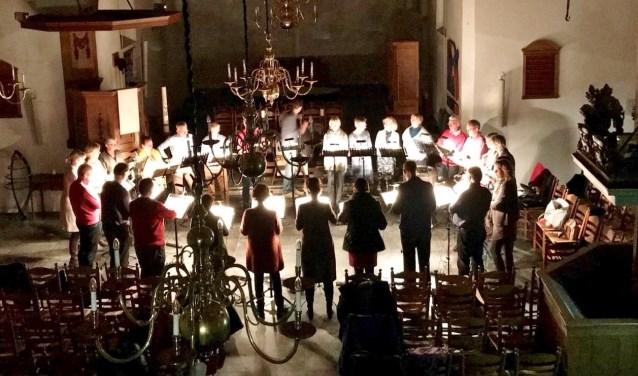 Cappella pro Cantibus.
