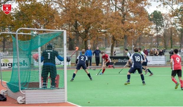 Heren 1 Hisalis won met 3-1 van Gouda.