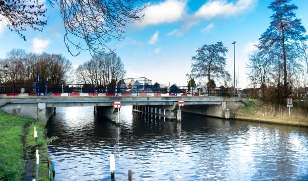 De Driegatenbrug.