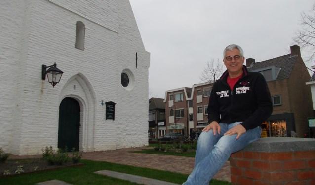 Sjaak van den Berg is wethouder én loco-burgemeester in de nieuwe fusiegemeente Noordwijk.   Foto: Piet de Boer