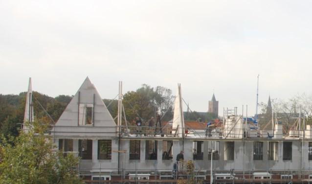 In Bronsgeest komen in totaal 660 sociale woningen. | Foto: Archief/WS