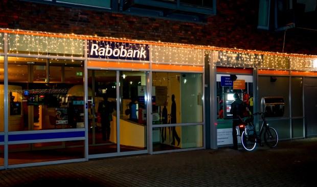 De Rabobank aan de Van Diepeningenlaan in Leiderdorp.