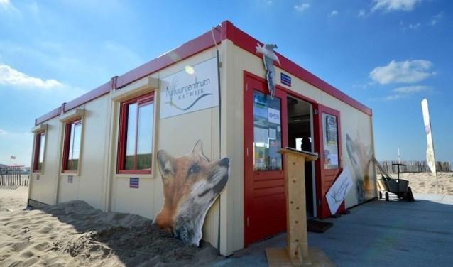 Het Natuurcentrum verhuist van het strand naar de Boulevard. | Foto: pr