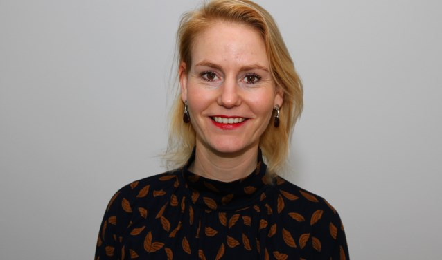 Jeanet van der Laan, lijsttrekker D66 Lisse, is een fervent voorstander van actief sporten.