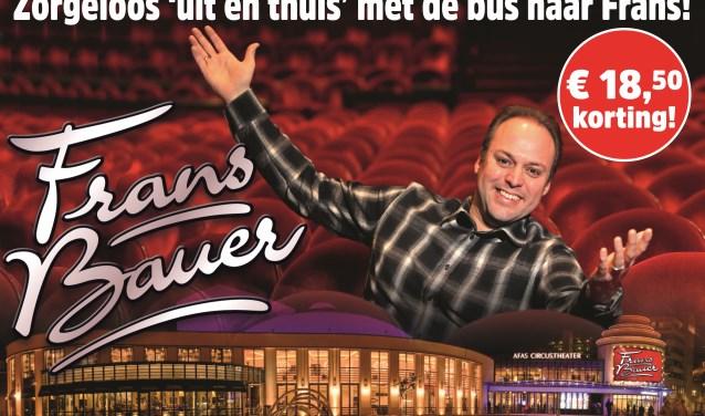 Wie met de bus naar Frans wil, kan nu nog kaarten bestellen. | Foto: PR