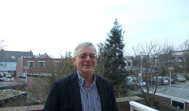 René Uitterhoeve stopt als partijvoorzitter en burgerraadslid. | Foto: Piet de Boer