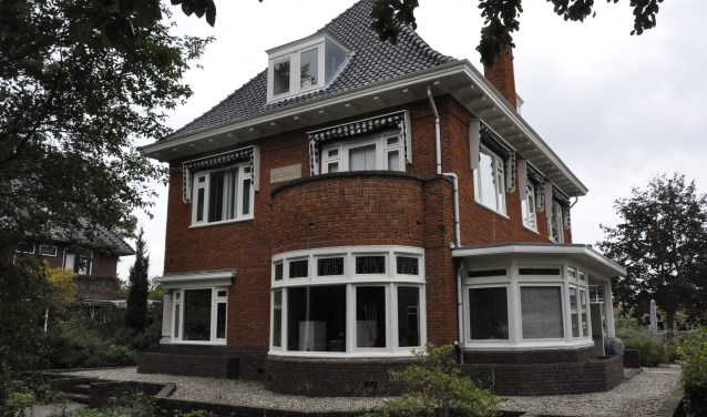 Villa Beukenhorst, Weeresteinstraat 12 won in 2015.  Foto: met dank aan Jacolien van der Valk