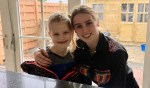Heldin Britt redt 7-jarig meisje