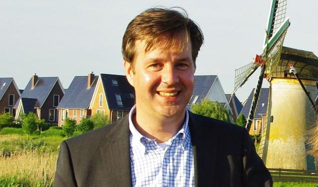 Vincent Janssen (thans wonend in Amersfoort) is benoemd als informateur van de nieuwe coalitie.   Archieffoto Willemien Timmers