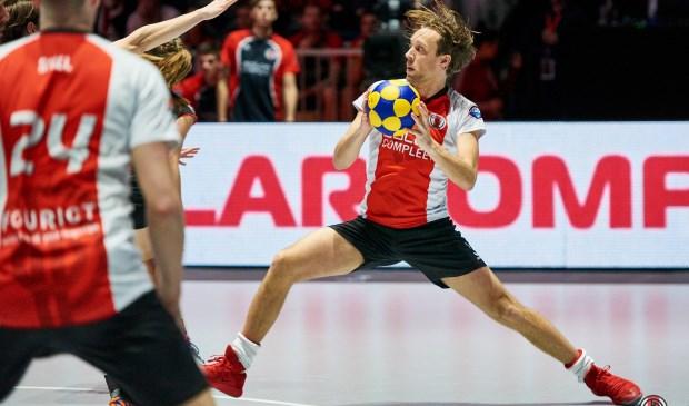 Daniel Harmzen neemt afscheid met zijn vijfde landstitel. | Foto: René van Dam/www.rvdam.nl