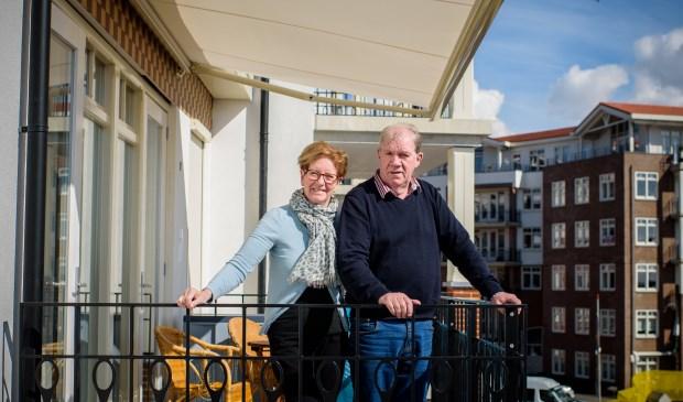 Jaap en Cobie Ouwehand verhuisden dit jaar naar hun toekomstbestendige appartement in plandeel Calla.