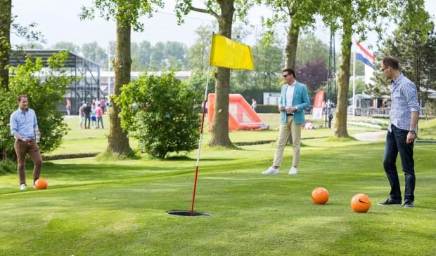 Gastlocatie GolfCentrum Noordwijk zorgt voor een uitdagend en professioneel parcours.