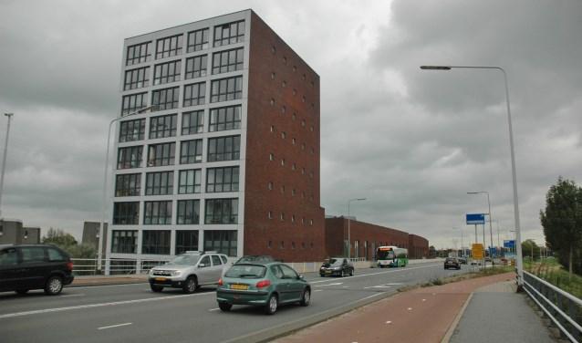 De wijk Driegatenbrug heeft geluidsoverlast van de altijd drukke Oude Spoorbaan.