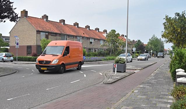 Zowel de Katwijkerweg en de Hoofdstraat in Valkenburg krijgen een nieuwe inrichting.