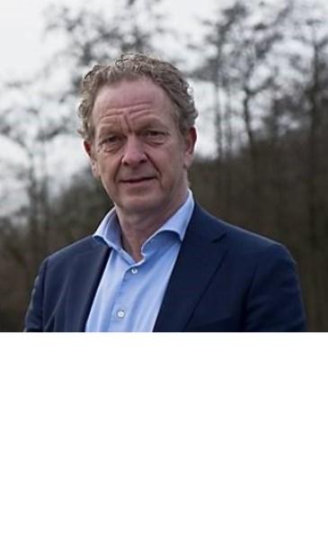 Aart Bolluijt, de nieuwe voorzitter van GroenLinks Leiderdorp.