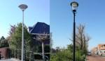 Bewoners presenteren plan voor klassieke lantaarnpalen in De Horn
