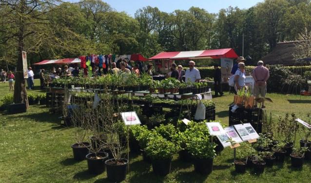 De Voorjaarsmarkt wordt ieder jaar gehouden in Park Rusthoff. | Foto: pr.