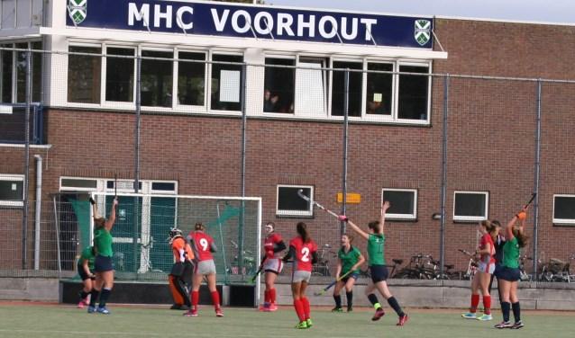 Een nieuw hoofdveld voor MHC Voorhout. | Foto: pr.