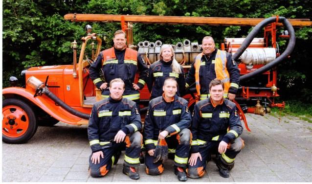 Het succesvolle team van Brandweer Valkenburg. |Foto: pr.