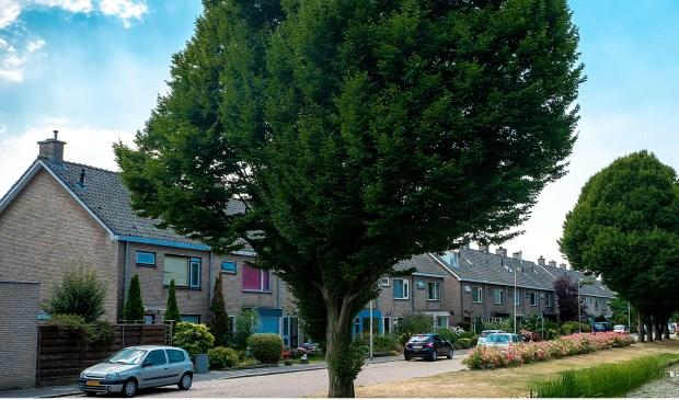 Tussenwoningen worden in Leiderdorp verkocht in gemiddeld 45 dagen.