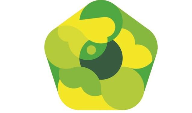 Het nieuwe log van het Milieu Educatief Centrum Leiderdorp